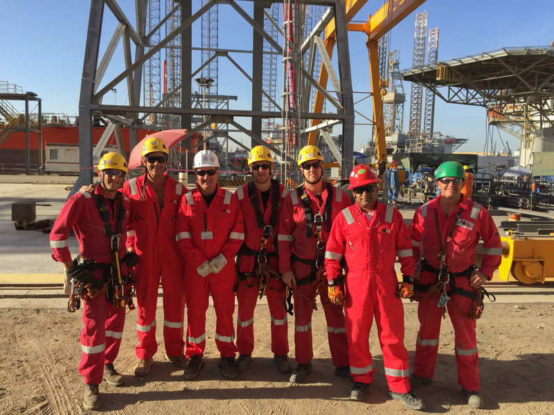 Multi-Derrick New Build – Lamprell Energy ltd.